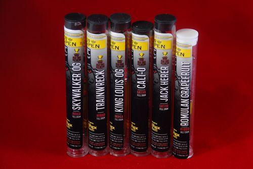 710 King Pen Jack Herer – 1G Vape Cartridge