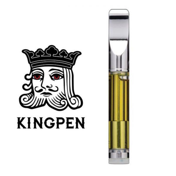 710 King Pen Trainwreck – 1G Vape Cartridge