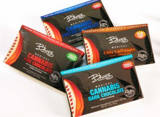 Buy Bhang Chocolates 180 mg