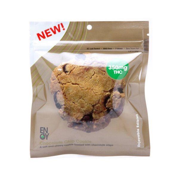 Chocolate Chip Cookie – Enjoyable Edibles