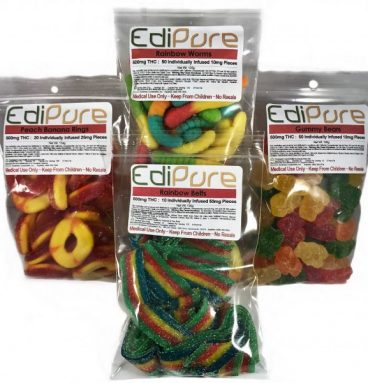 EdiPure Edible Candy Edibles