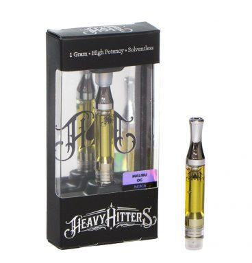 Heavy Hitters Vape Oil Cartridges