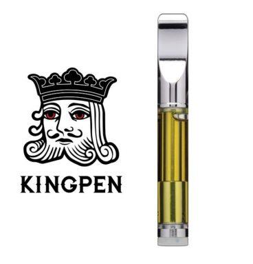 King Pen Super Lemon Haze – 1G Vape Cartridge