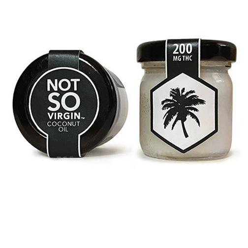 Not So Virgin Coconut Oil