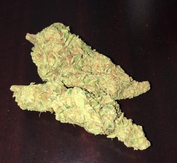 Pink Kush Marijuana
